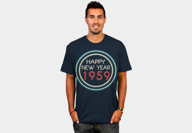 Happy New Year 1959 T-Shirt