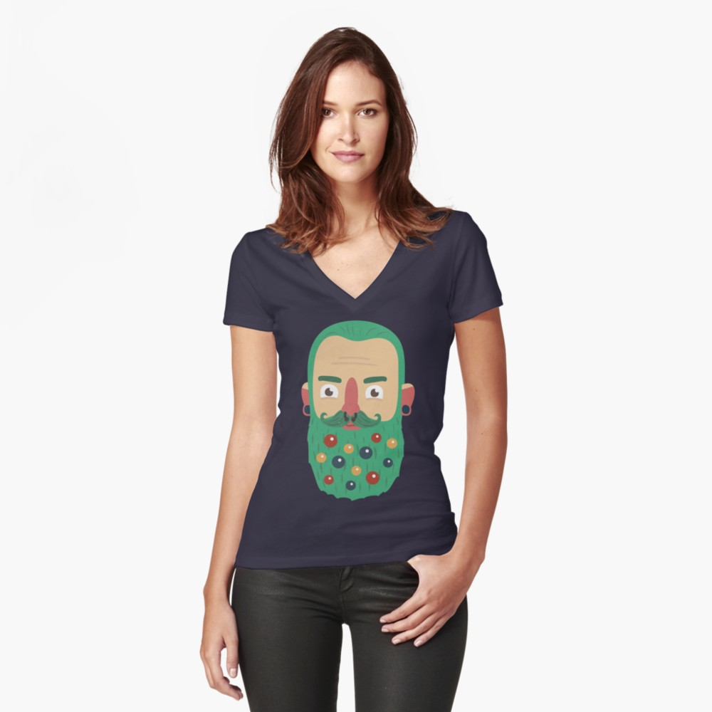 Beard Baubles T-Shirt