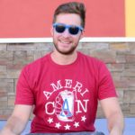 American Beer Can T Shirt