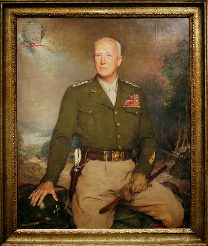 george patton photo