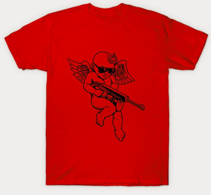 Bad Cupid T Shirt