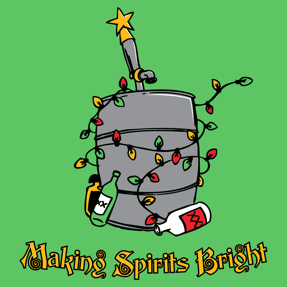 Making Spirits Bright T-Shirt