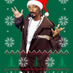 Snoop Dogg Christmas T Shirt
