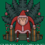 Christmas is Coming Santa T Shirt (Game of Thrones)