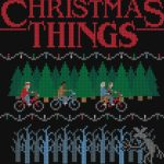 Christmas Things T Shirt (Stranger Things)