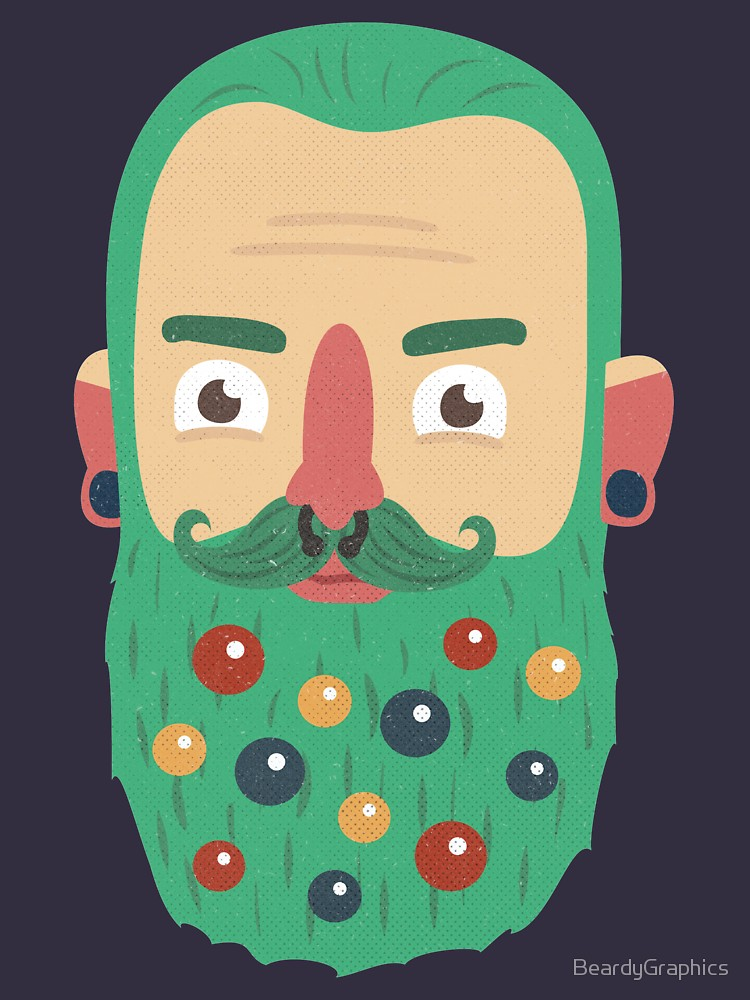 Beard Baubles Detail