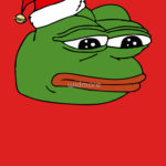 Christmas Pepe T Shirt