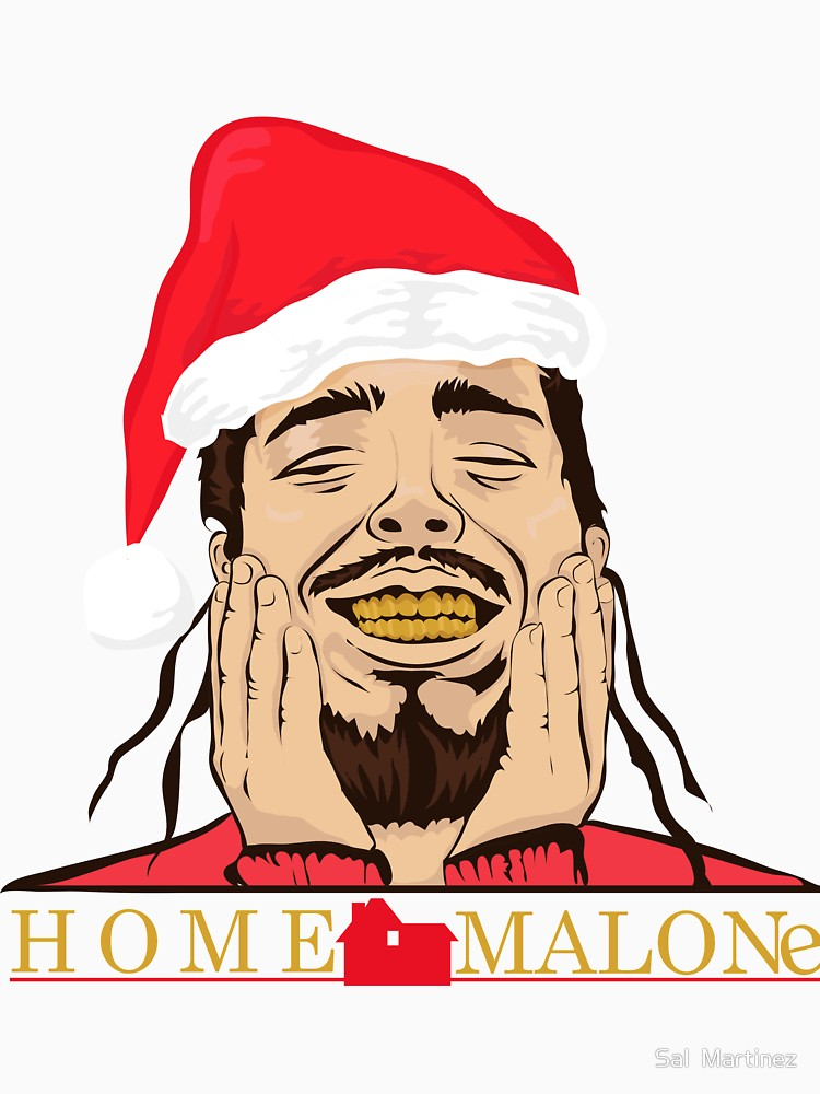 Home Malone T Shirt