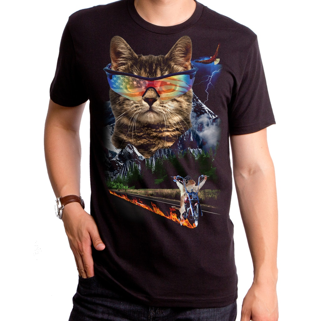 Meow For Freedom T Shirt