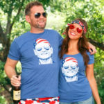 Bill Murray American Flag Doo Rag T Shirt