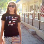 Funny America T Shirts: Freedom Lets You Laugh At Hilarious Shit