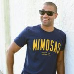 Mimosas Please and Thank You T Shirt