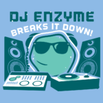 DJ Enzyme Breaks It Down T Shirt