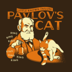 Pavlov's Cat T shirt