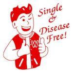 Single And Disease Free T Shirt